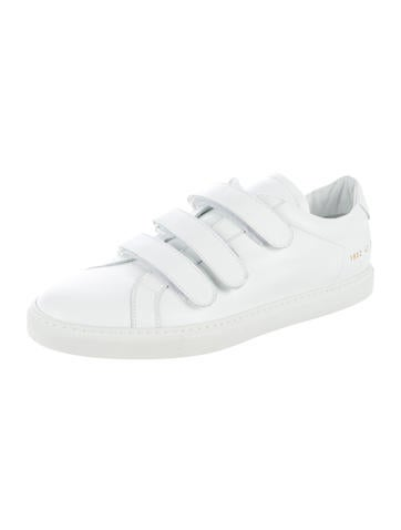 Achilles Strap Sneakers w/ Tags