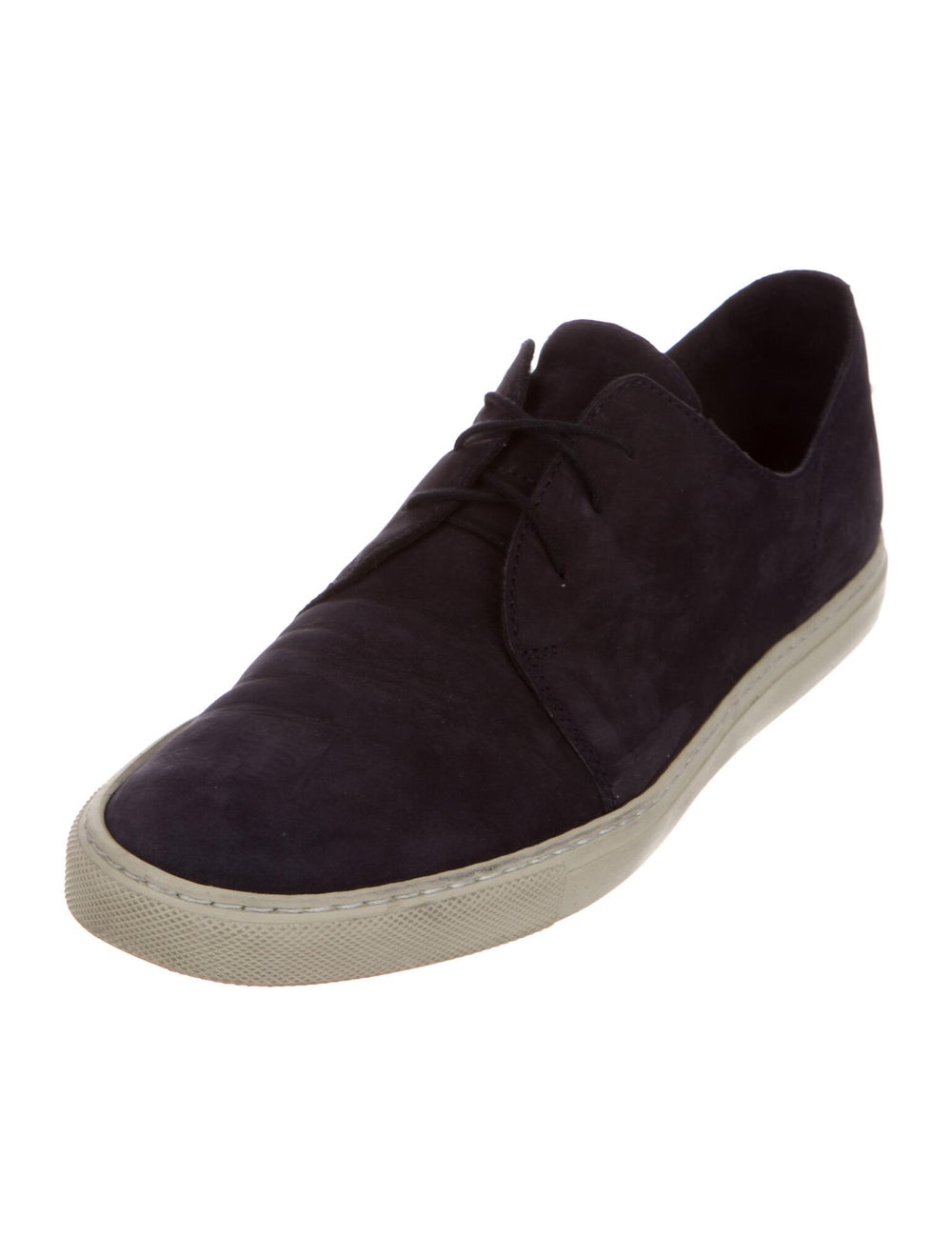 Common Projects Nubuck Sneakers Blue - image 2