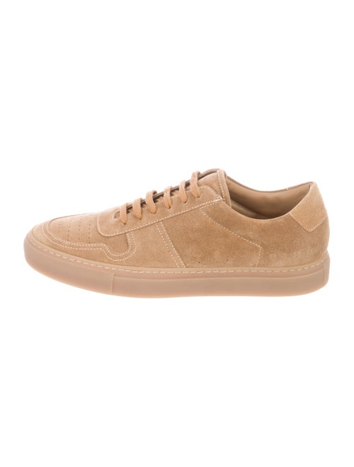 Common Projects Suede Low-Top Sneakers