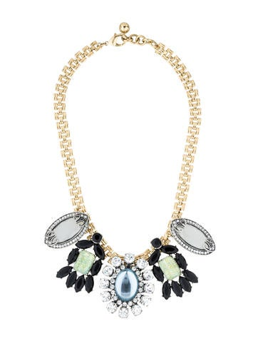 Lulu Frost Clarity Necklace None