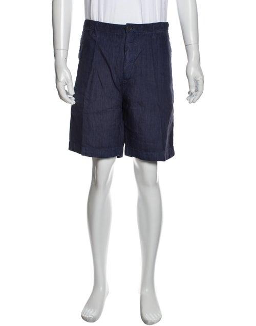 120% Lino Bermuda Chino Shorts Lino