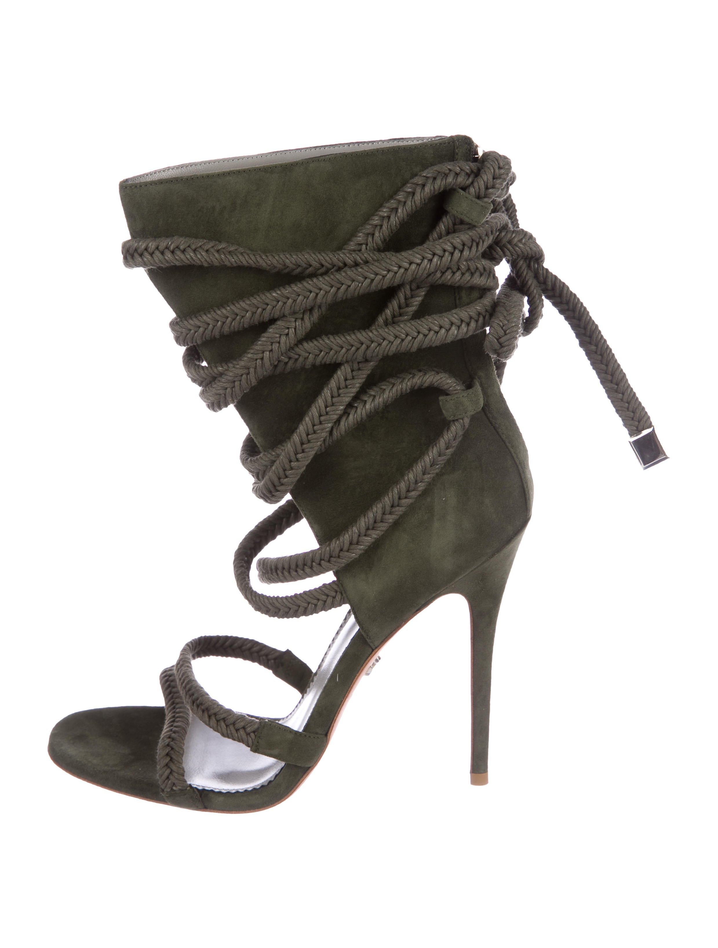 Monika Chiang Cosima Wrap-Around Sandals w/ Tags big sale sale online discount best prices hot sale cheap online r12FCw