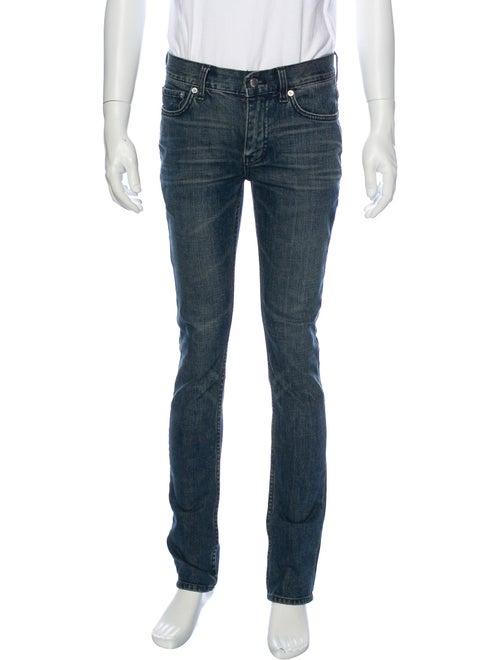 BLK DNM Skinny Jeans Blue