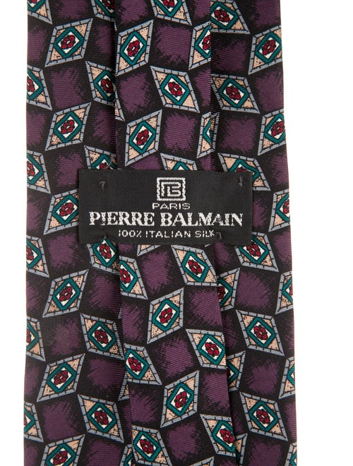 d7f96bc93ea Pierre Balmain Tie - Suiting Accessories - W1P20325 | The RealReal