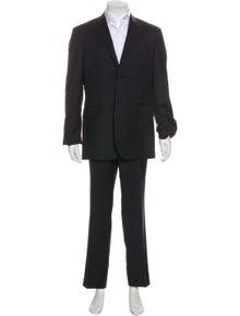 Pierre Balmain Wool Two-Piece Suit