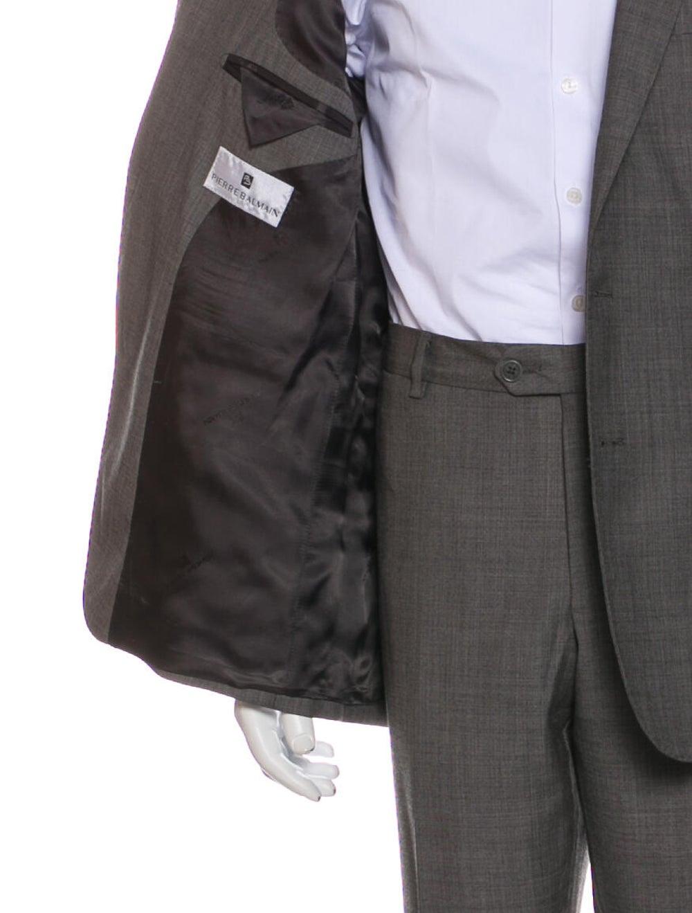 Pierre Balmain Wool Two-Piece Suit Wool - image 5