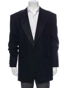 Pierre Balmain Wool Tuxedo