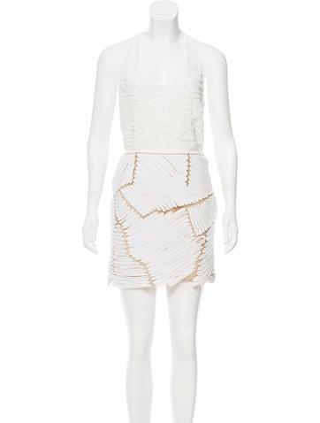 Sachin + Babi Embellished Sleeveless Dress None