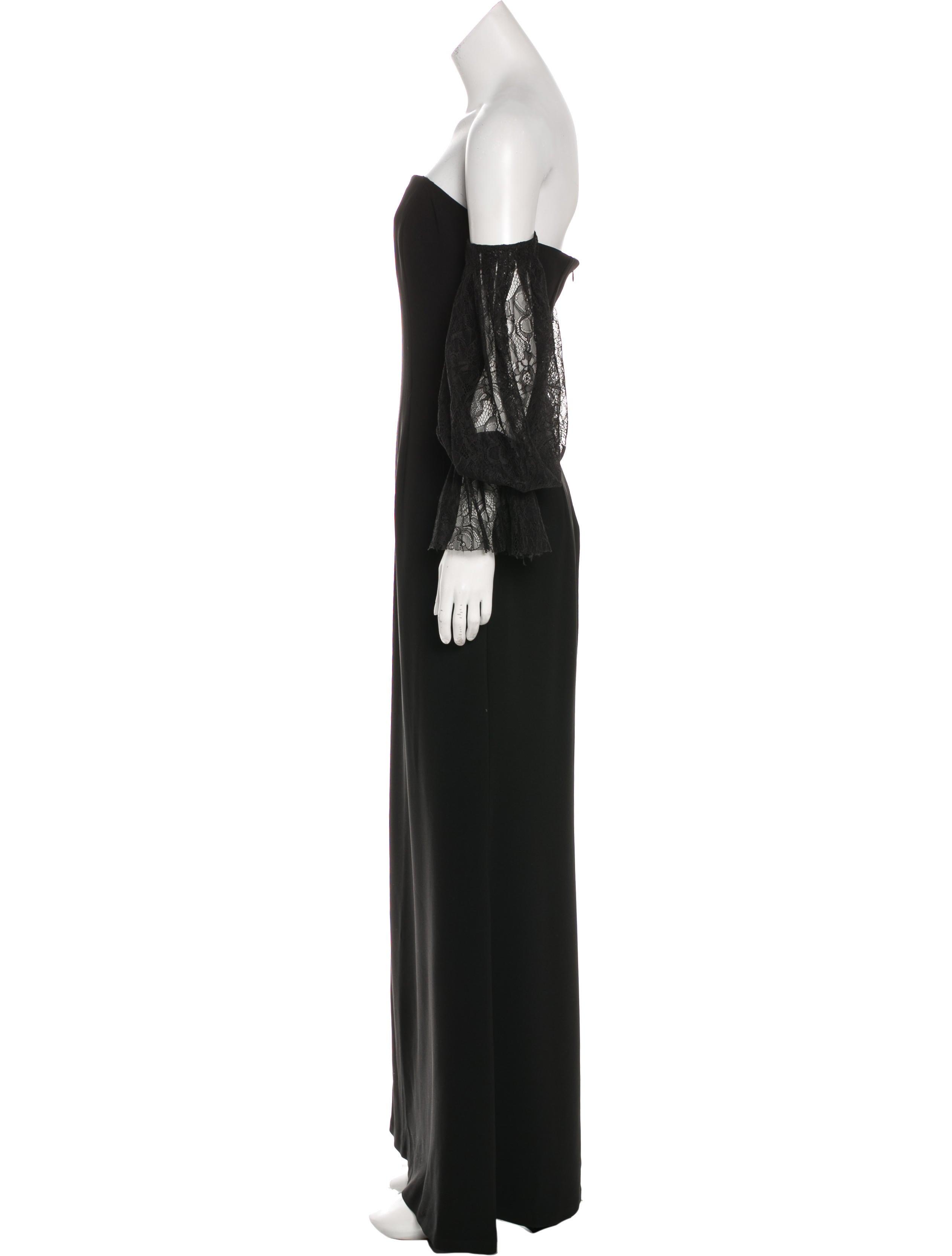 Sachin Babi Kriti f The Shoulder Dress Clothing W1S