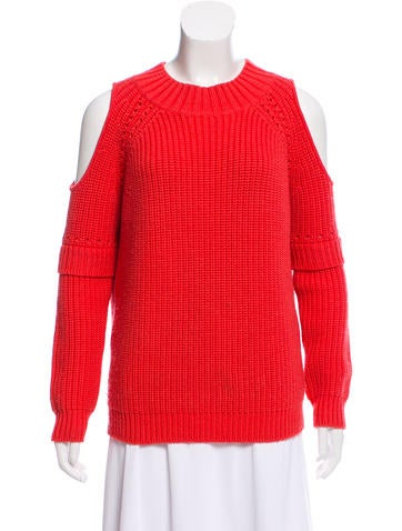Sachin + Babi Long Sleeve Knit Sweater None