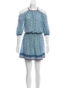 3ce0e91f55a Talitha. Silk Printed Dress