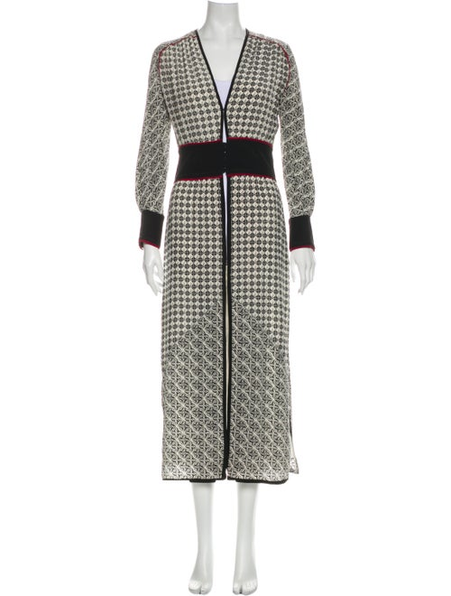 Talitha Silk Midi Length Dress