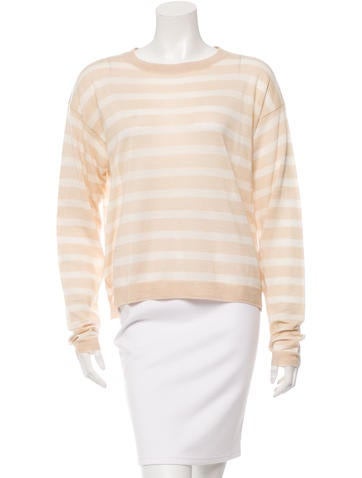 Banjo & Matilda Cashmere Striped Sweater w/ Tags None