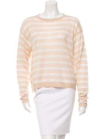 Banjo & Matilda Cashmere Striped Sweater w/ Tags None
