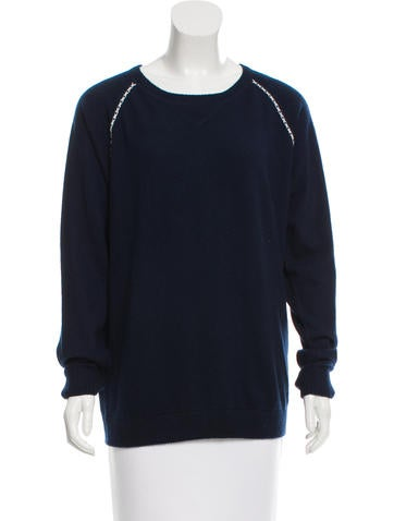 Banjo & Matilda Cashmere Long Sleeve Sweter None