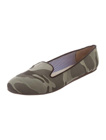 Charles Philip Shanghai Camouflage Round-Toe Loafers cheap sale wholesale price buy online outlet pictures online cheap price wholesale price JymTod