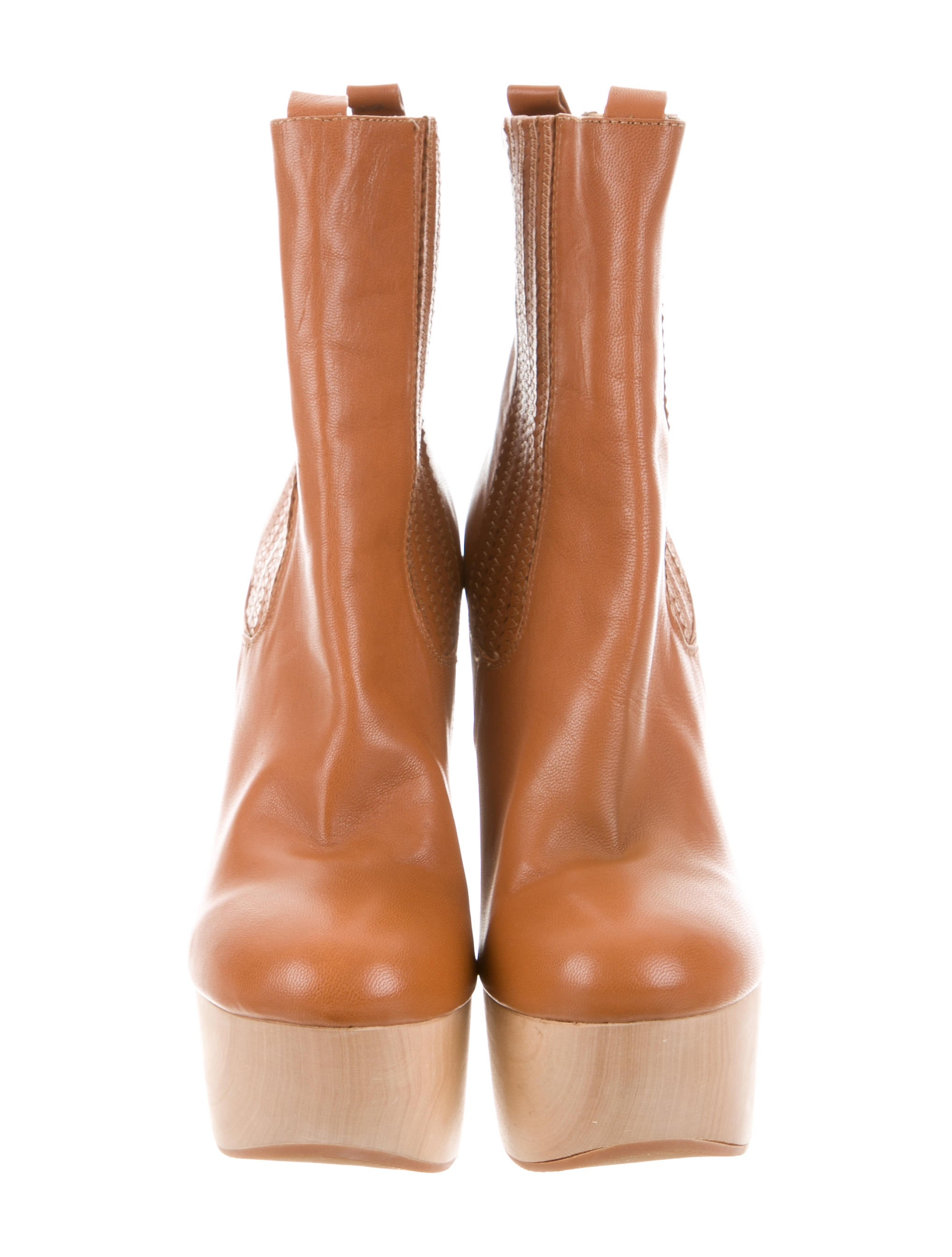 outlet 2014 sale popular Chloë Sevigny for Opening Ceremony Mary Jo Platform Ankle Boots sale fast delivery nicekicks sale online DEfMrDUl