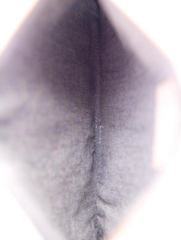 Leather Clutch w/ Tags