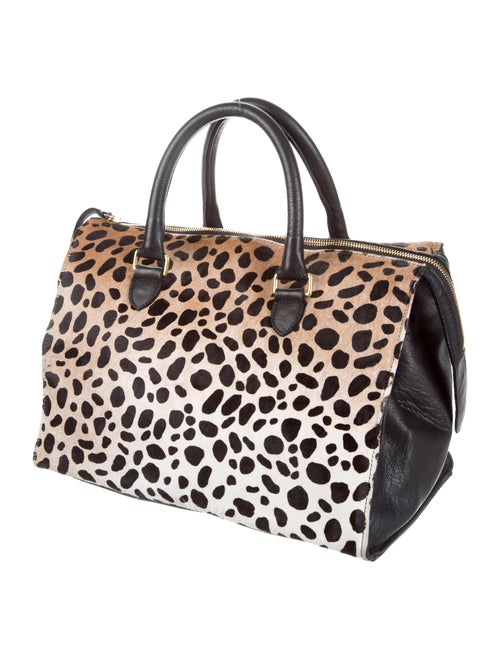 d0c88d37edc1 Clare V. Leopard Print Sandrine Bag - Handbags - W2421747   The RealReal