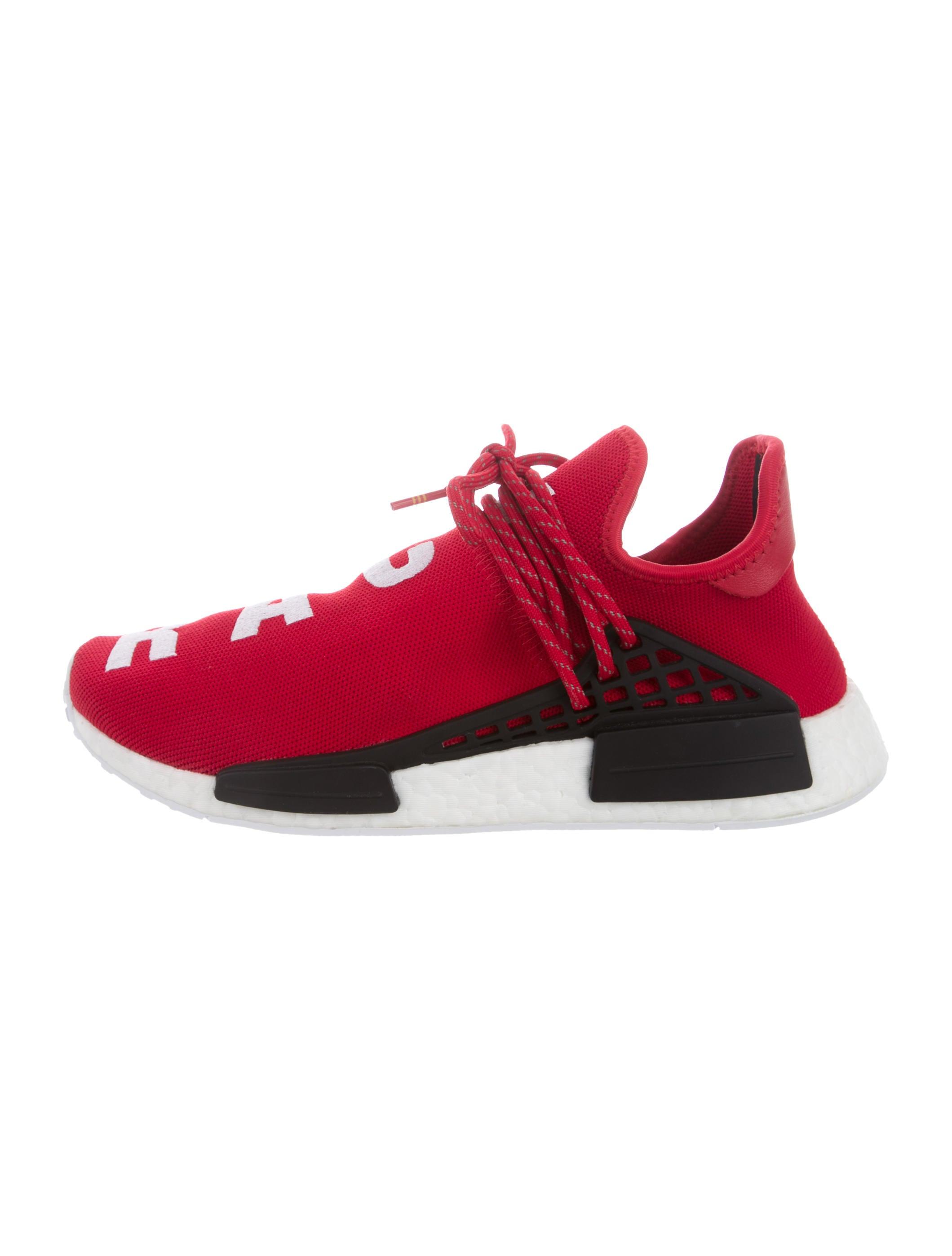 Pharrell Williams x NMD HU Human Race Sneakers