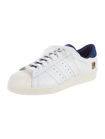 Superstar 80V Undftd x Bape Sneakers w/ Tags