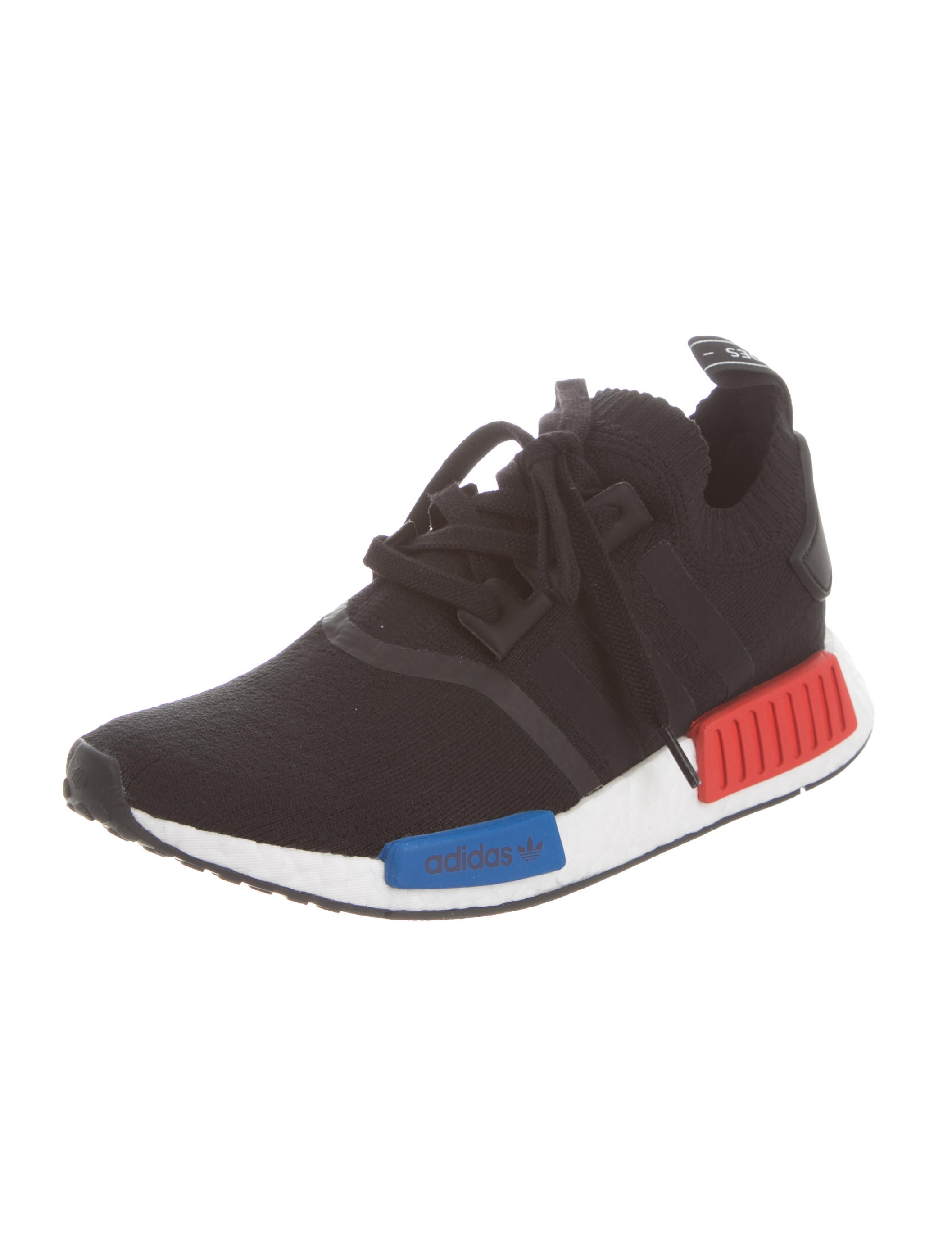 adidas 2017 nmd r1 og sneakers w tags shoes. Black Bedroom Furniture Sets. Home Design Ideas