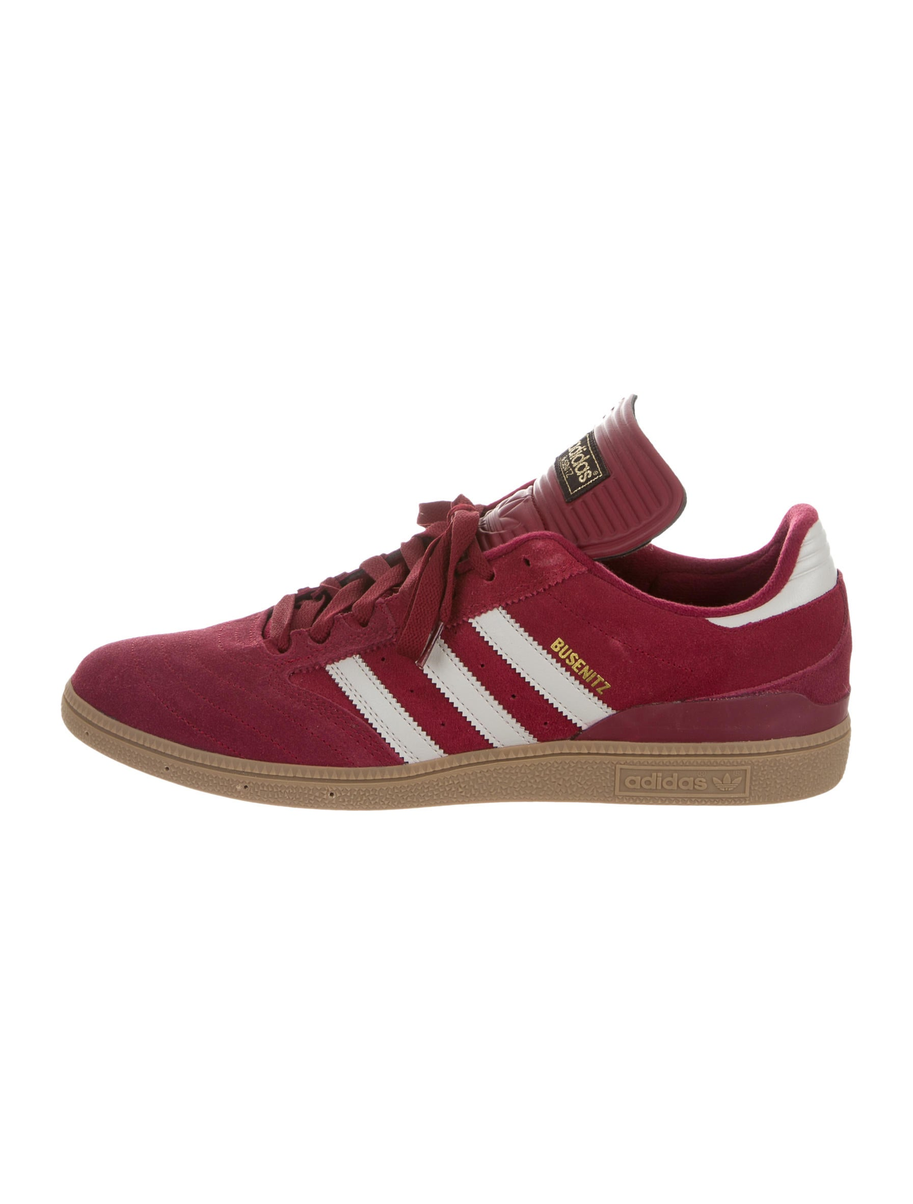 Adidas Busentz Suede Sneakers Shoes W2ADS20340 The  : W2ADS203401enlarged from www.therealreal.com size 1792 x 2363 jpeg 140kB
