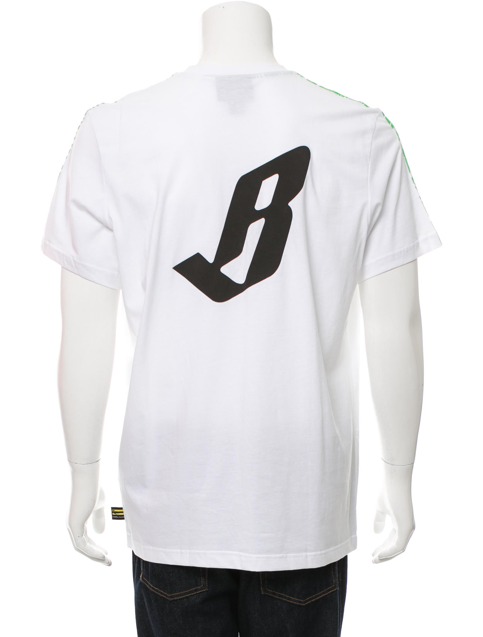 Adidas logo embroidered leaf print t shirt clothing for T shirt logo embroidery
