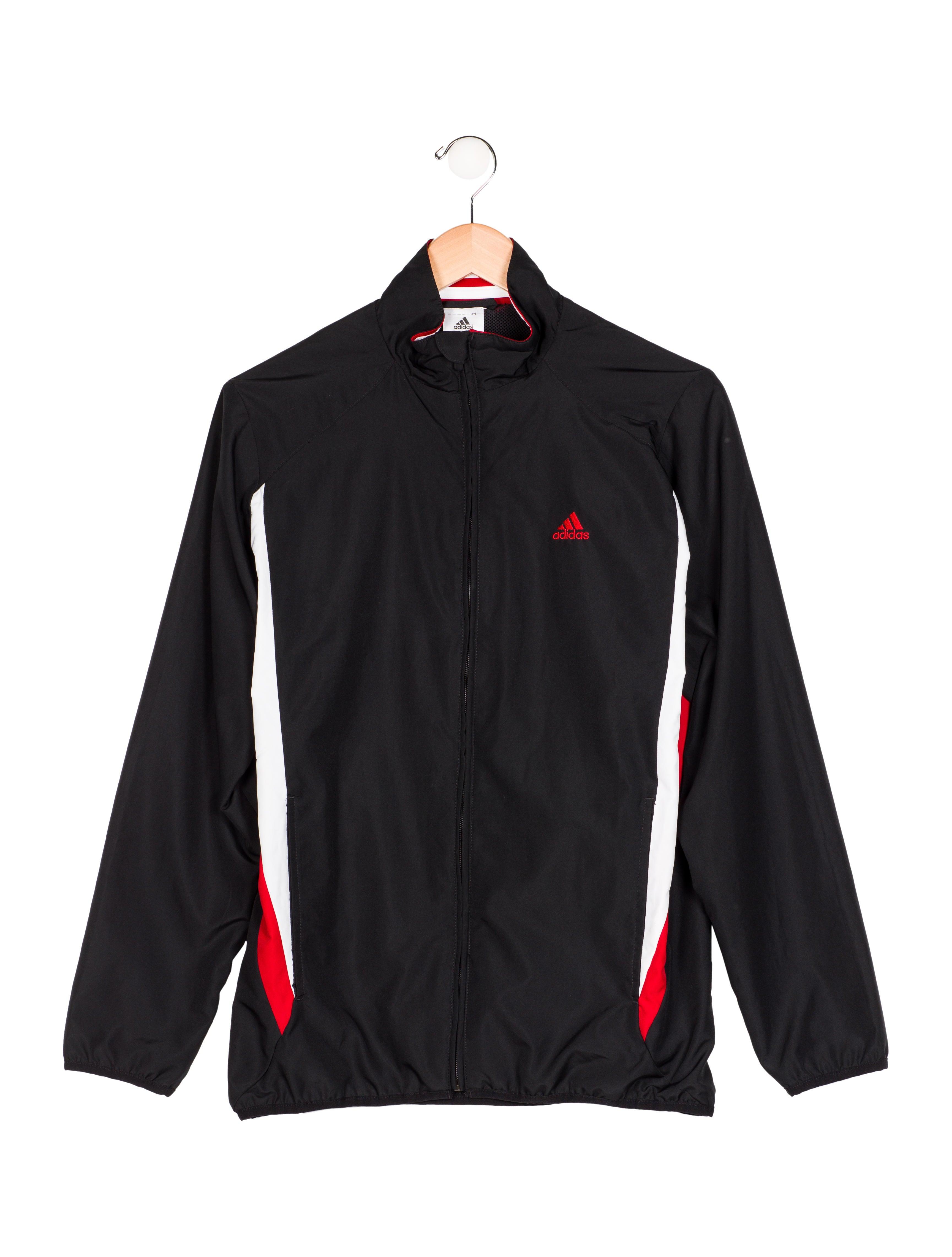 Adidas Boysu0026#39; Colorblock Zip-Up Jacket - Boys - W2ADS20475 | The RealReal