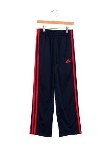 Adidas Boys' Logo Athletic Pants None