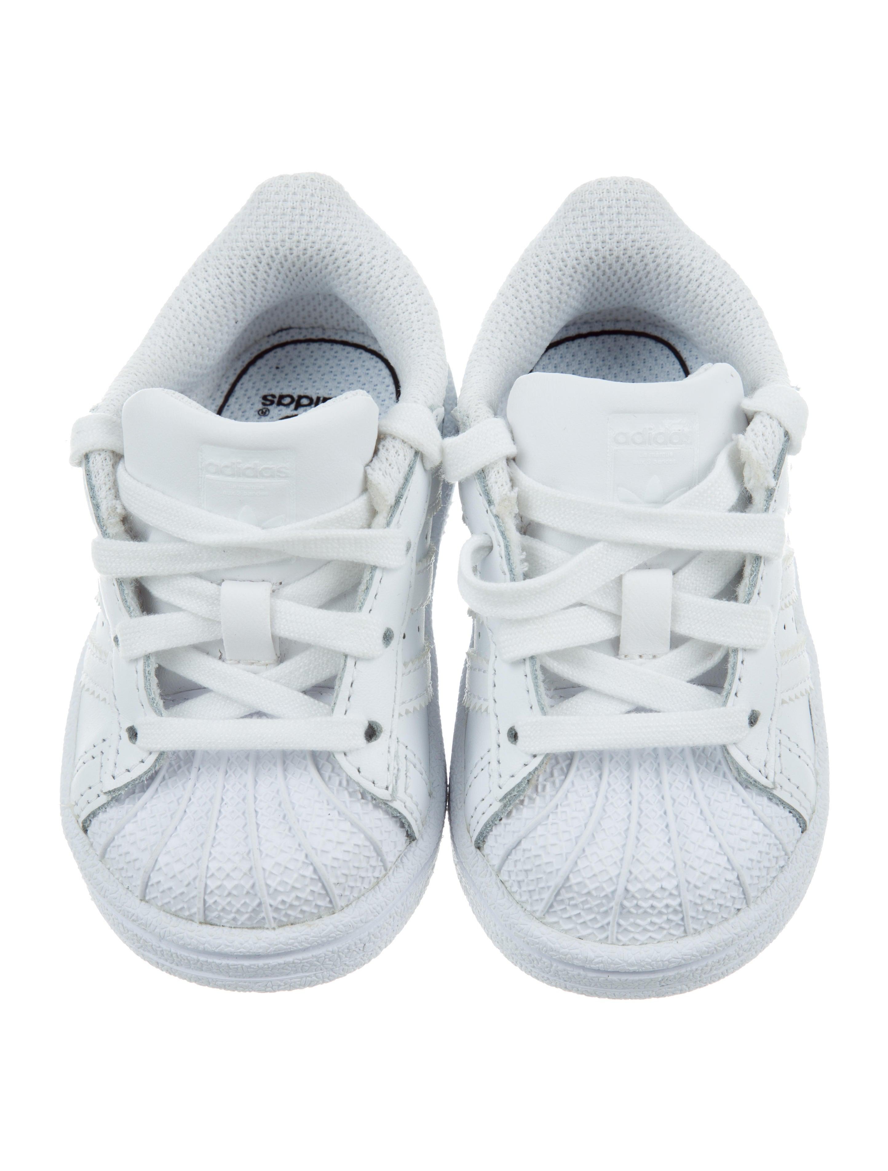 girls size 1 superstar adidas kids  6a4c964fe4
