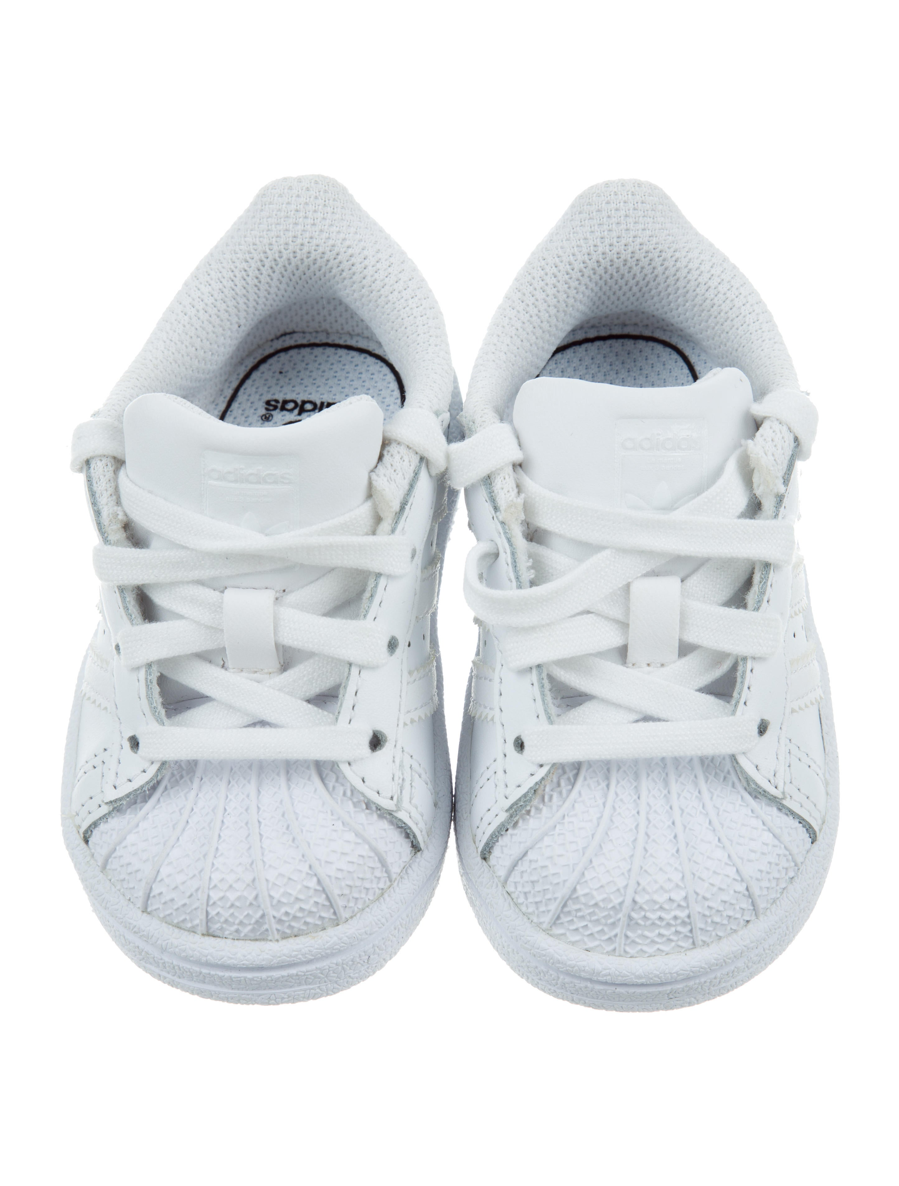 4a4a3fa85af4fe girls size 1 superstar adidas kids