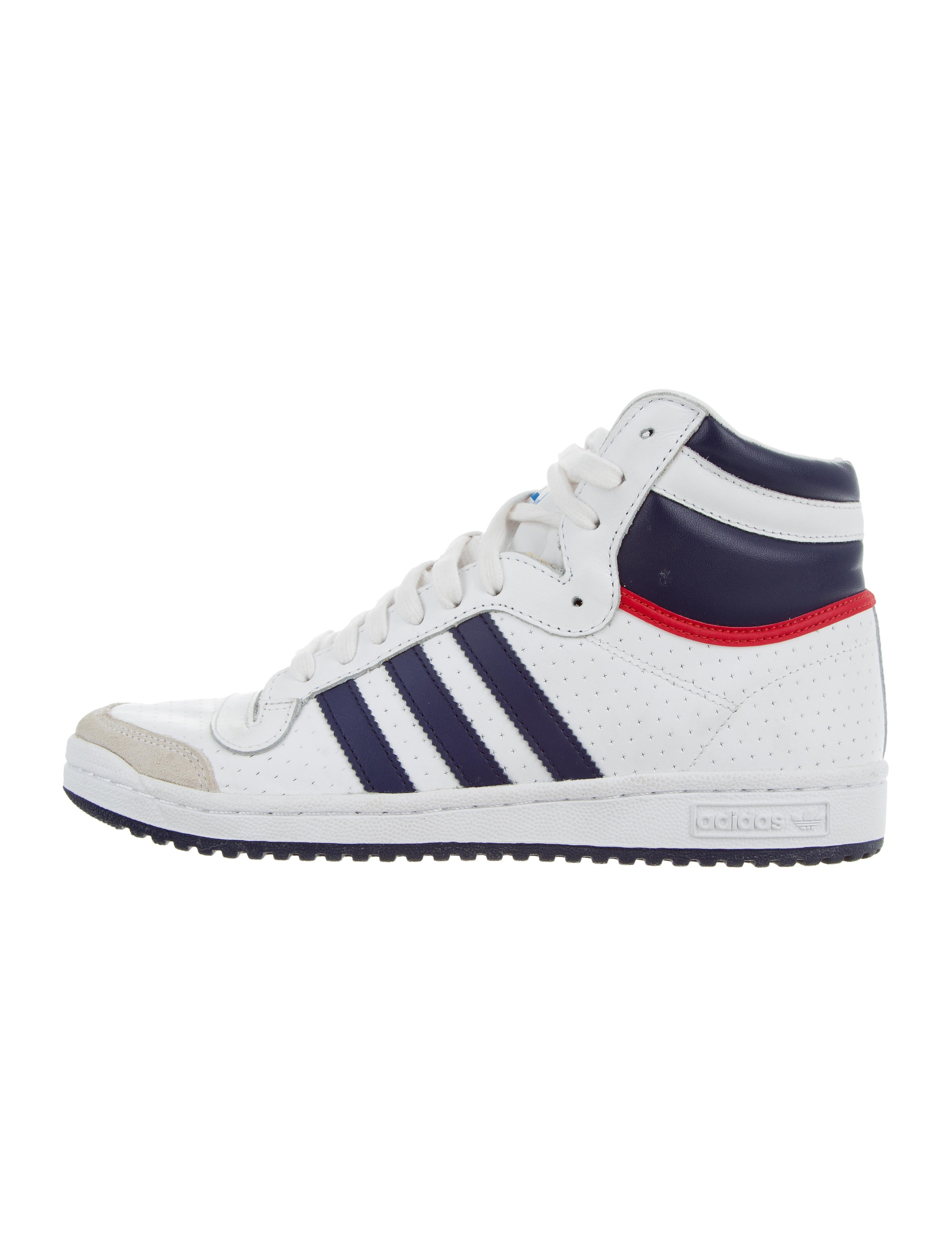 Adidas Top Ten Hi Winterized Shoes