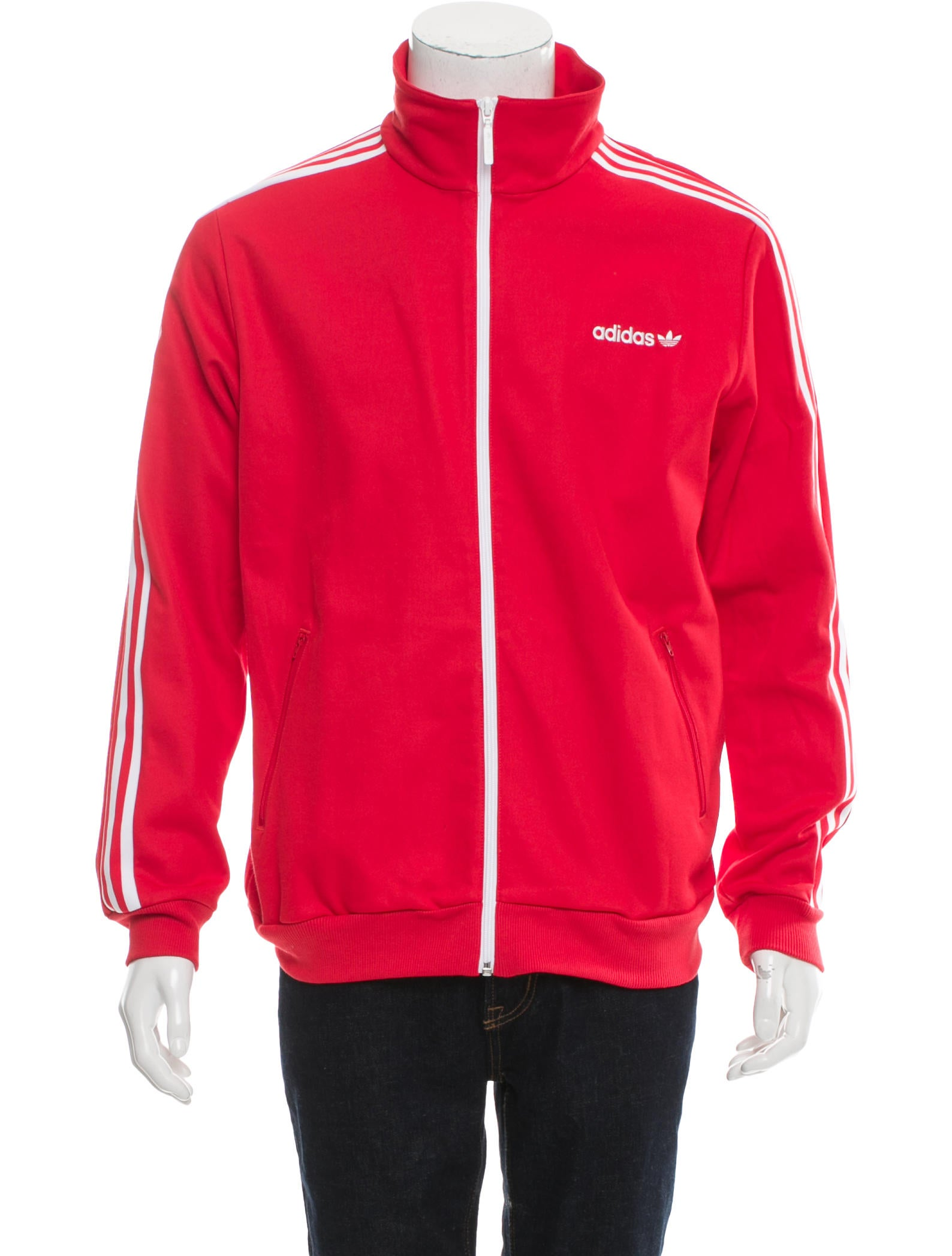 adidas beckenbauer track jacket w tags clothing. Black Bedroom Furniture Sets. Home Design Ideas