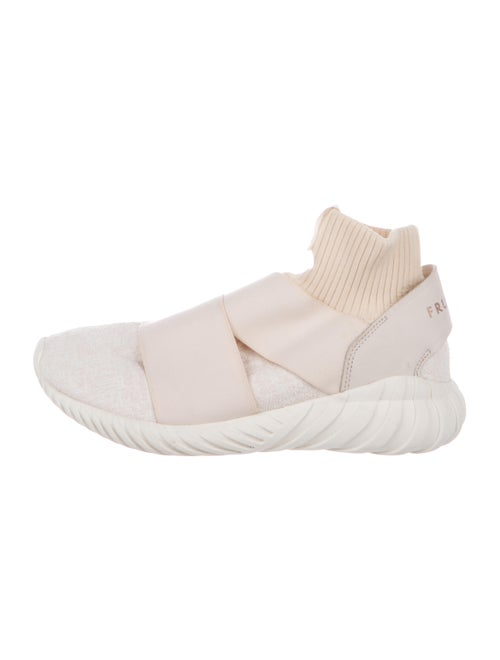 buy popular 94a88 31e6a Adidas Tubular Doom Overkill x Fruition Linen Sneakers - Shoes ...