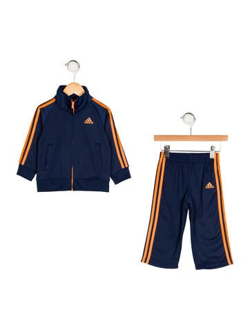 Adidas Boys' Athletic Pants Set None