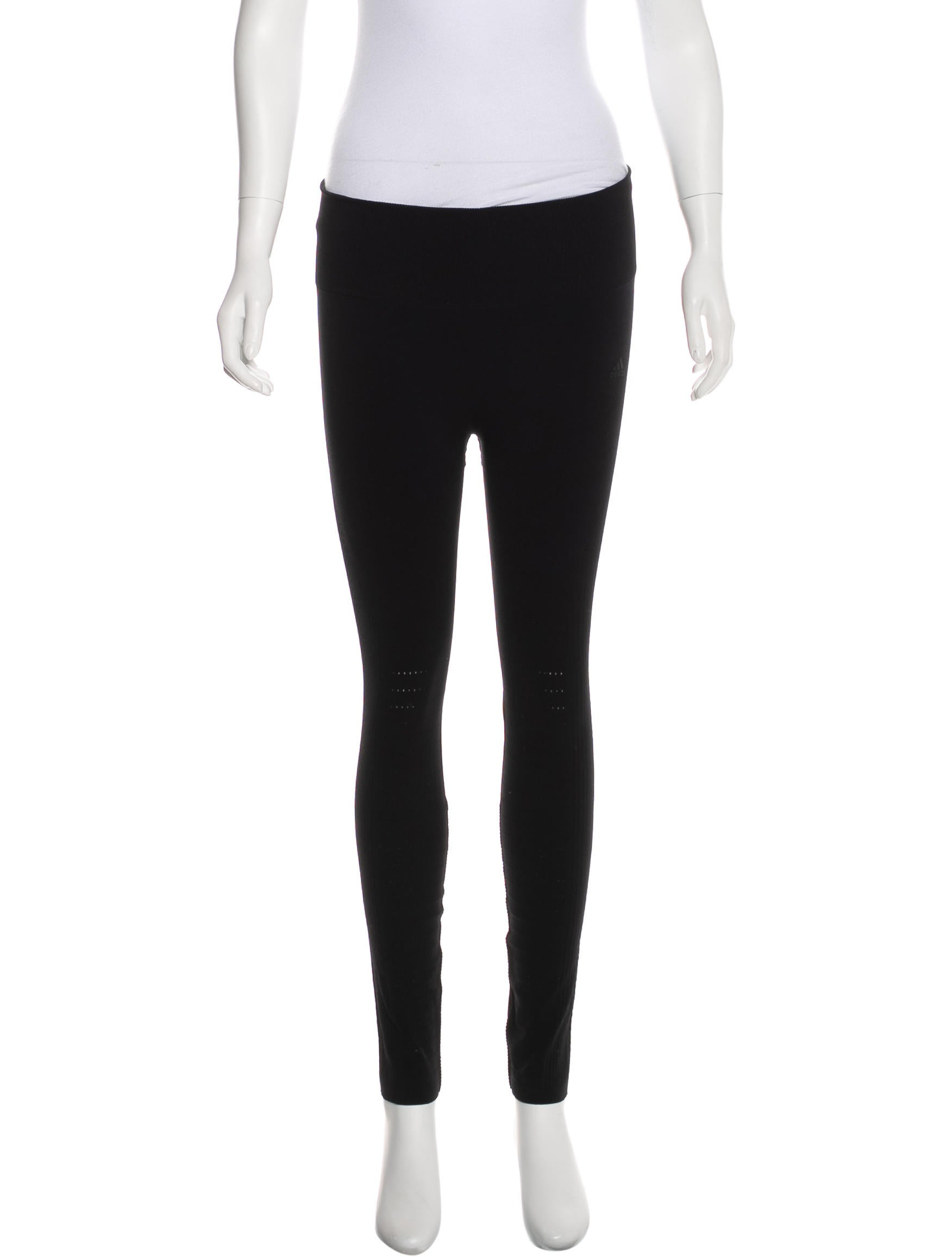 Leggings Rise Cropped Mid Adidas W Tags 0knwPN8OXZ
