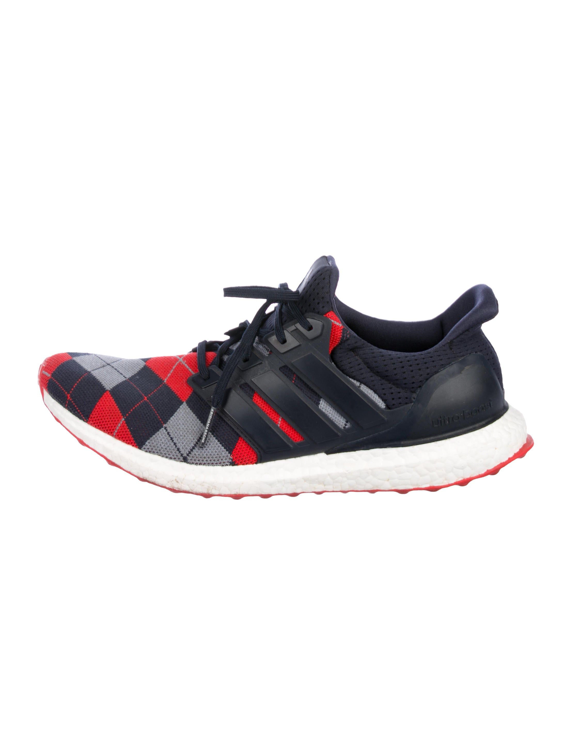 Adidas Ultra Boost Kris Van Assche Navy Sneakers Shoes