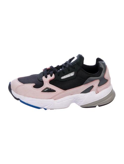 Adidas Falcon Black Pink Sneakers black
