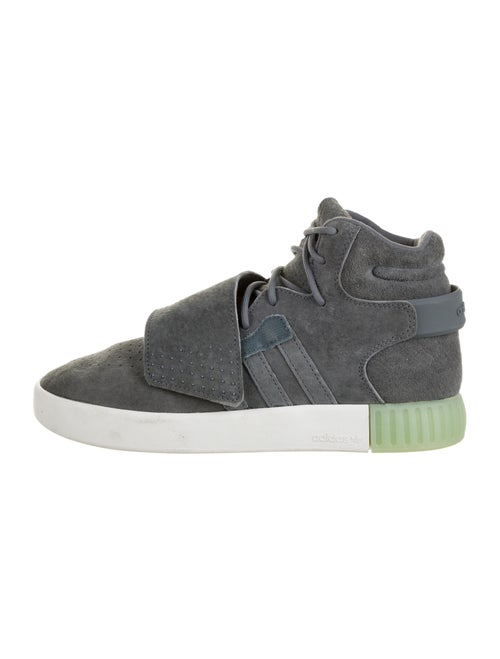 Adidas Tubular Strap Sneakers blue