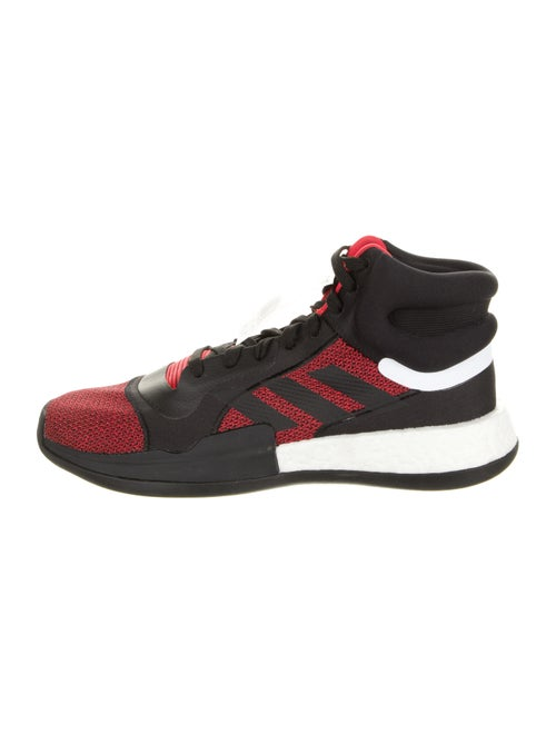 Adidas Marquee Boost Sneakers red
