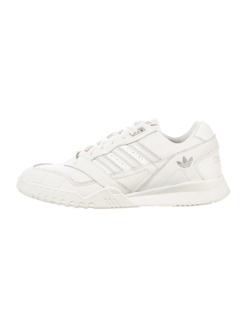 Adidas Leather Low-Top Sneakers white