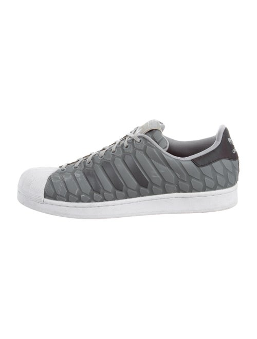 Adidas Superstar 80s Xeno All Star Sneakers silver