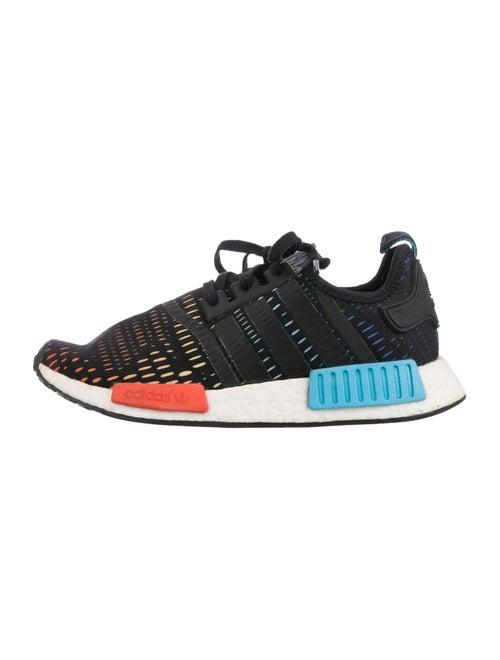 Adidas NMD 1 Rainbow Sneakers black
