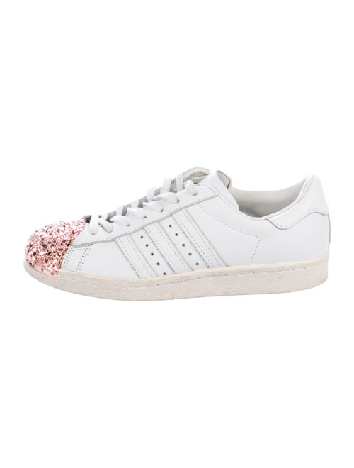Adidas Superstar 80's Low-Top Sneakers White