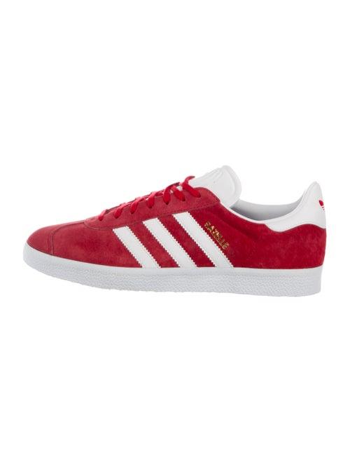 Adidas Gazelle Suede Sneakers white