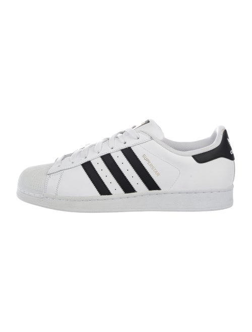 Adidas Superstar Leather Sneakers white