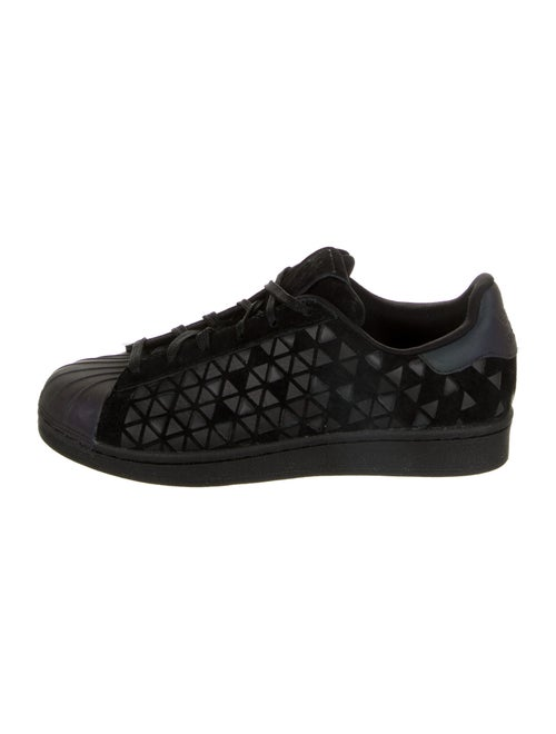 Adidas Suede Sneakers Black
