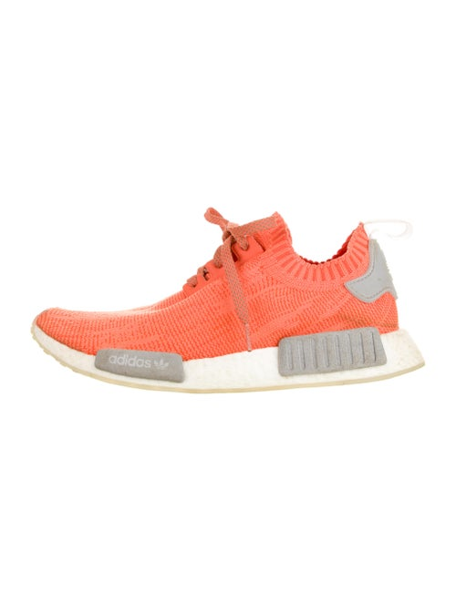 Adidas Athletic Sneakers Orange