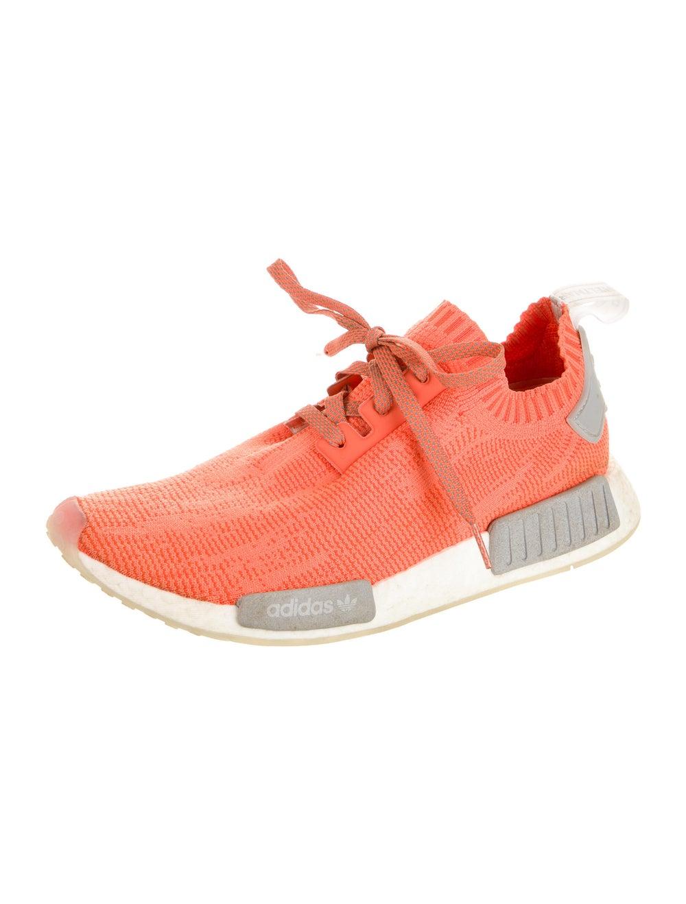 Adidas Athletic Sneakers Orange - image 2